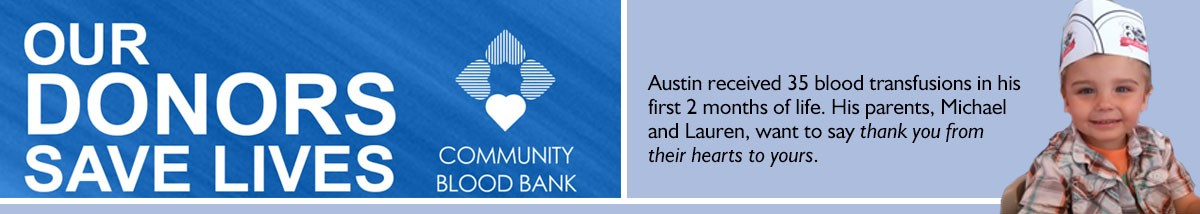 Community Blood Bank- Austin