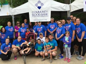 Highmark Walk 2016 Team CBB